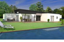 Maison+Terrain de 5 pièces avec 4 chambres à Léguevin 31490 – 404000 €