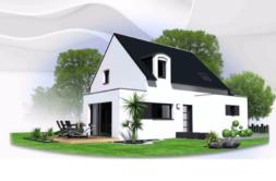 Maison+Terrain de 6 pièces avec 4 chambres à Locoal Mendon 56550 – 244550 € - VB-19-09-20-8