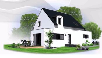 Maison+Terrain de 6 pièces avec 4 chambres à Trinité Surzur 56190 – 263996 € - VB-19-03-25-15