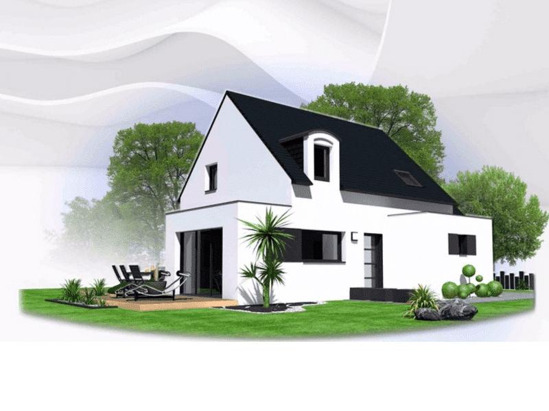 Maison+Terrain de 6 pièces avec 4 chambres à Ploeren 56880 – 316373 € - VB-19-03-25-37