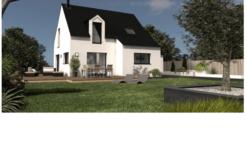 Maison+Terrain de 6 pièces avec 4 chambres à Nivillac 56130 – 241873 € - VB-19-03-25-31