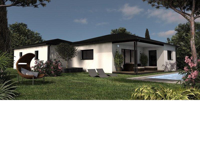 Maison de 115m2 avec 6 pièces dont 4 chambres - M-MR-170804-5056