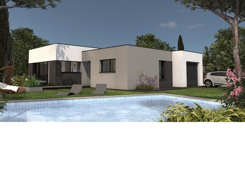Maison+Terrain de 5 pièces avec 3 chambres à Lamballe 22400 – 201771 € - CHO-19-11-27-54