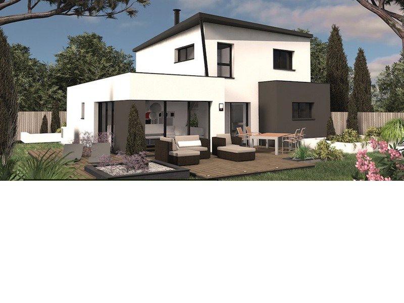 Maison+Terrain de 6 pièces avec 4 chambres à Baule Escoublac 44500 – 352000 €