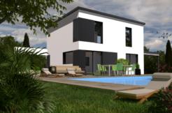 Maison+Terrain de 6 pièces avec 4 chambres à Argentré du Plessis 35370 – 175907 €