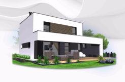 Maison+Terrain de 6 pièces avec 4 chambres à Plougonvelin 29217 – 240500 € - GLB-18-11-21-3