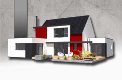 Maison+Terrain de 5 pièces avec 4 chambres à Dinard 35800 – 370100 € - NGL-17-11-22-84