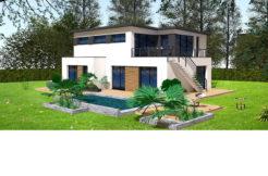 Maison+Terrain de 6 pièces avec 5 chambres à Pleurtuit 35730 – 409200 €