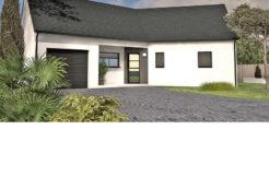 Maison+Terrain de 5 pièces avec 3 chambres à Saint Molf 44350 – 202500 €