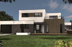 Maison+Terrain de 6 pièces avec 4 chambres à Lacroix Falgarde 31120 – 466362 € - OSE-19-08-15-16