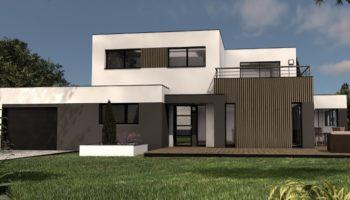 Maison+Terrain de 6 pièces avec 4 chambres à Aureville 31320 – 450000 € - OSE-18-11-15-19