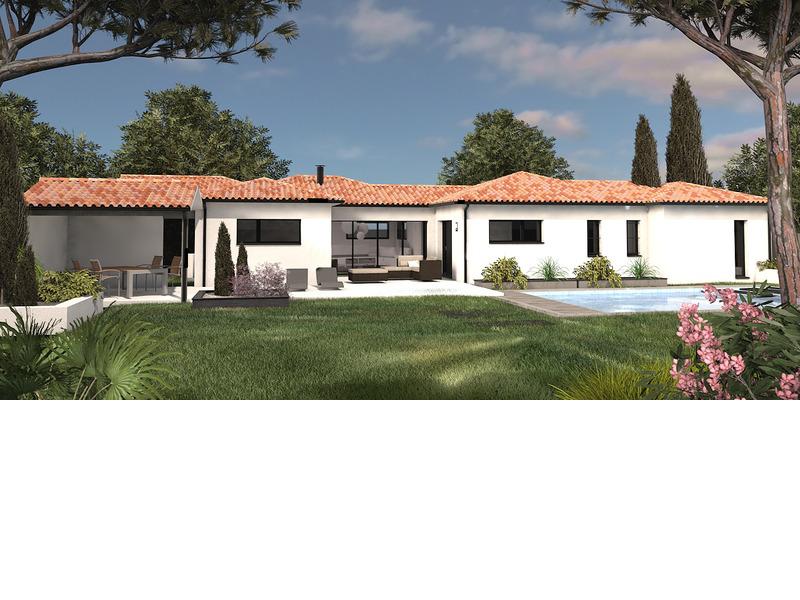 Maison de 122m2 avec 6 pièces dont 3 chambres - M-MR-170804-5035
