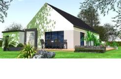 Maison+Terrain de 4 pièces avec 3 chambres à Rosporden 29140 – 165800 €