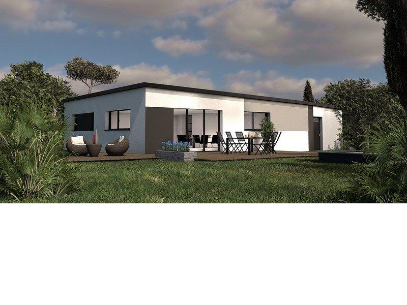 Maison+Terrain de 5 pièces avec 3 chambres à Tréveneuc 22410 – 172000 €