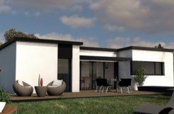 Maison+Terrain de 4 pièces avec 3 chambres à Aureville 31320 – 315000 €