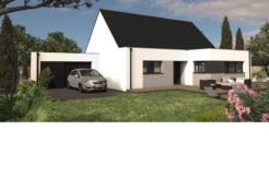 Maison+Terrain de 5 pièces avec 3 chambres à   – 332594 € - PQU-19-11-19-66