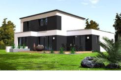 Maison+Terrain de 6 pièces avec 4 chambres à Saint Aubin du Cormier 35140 – 234365 € - BBA-20-01-27-47