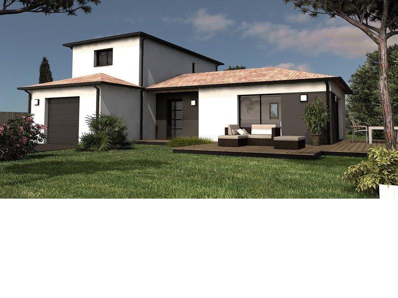 A vendre maison terrain 6 pi ces 800 m castelnau de for Garage castelnau de medoc