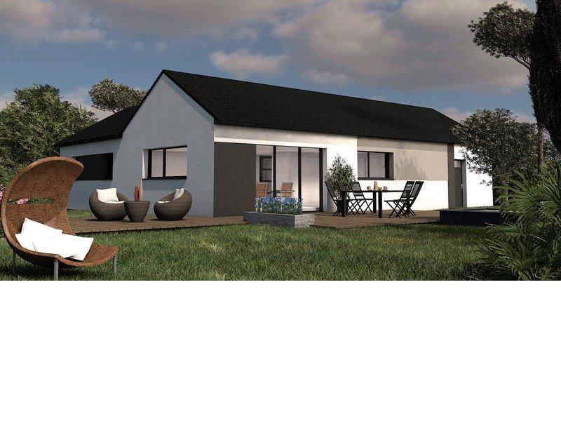 Maison+Terrain de 6 pièces avec 4 chambres à Tréveneuc 22410 – 164500 €