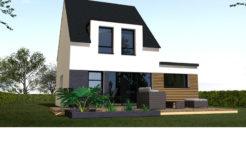Maison+Terrain de 5 pièces avec 3 chambres à Rospez 22300 – 161546 €
