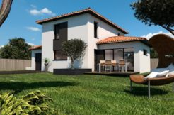 Maison+Terrain de 9 pièces avec 4 chambres à Léognan 33850 – 418000 € - MBL-18-08-21-24
