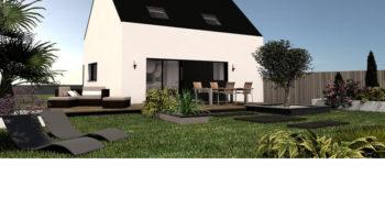 Maison+Terrain de 5 pièces avec 3 chambres à Henvic 29670 – 181600 €