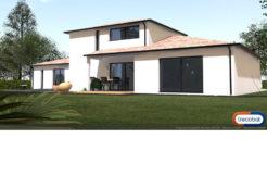 Maison+Terrain de 5 pièces avec 4 chambres à Saint Pierre de Lages 31570 – 315000 €