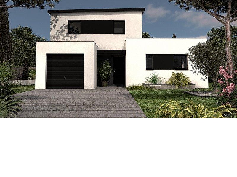 A vendre maison terrain 5 pi ces 110 m sur terrain de for Terrain blanquefort