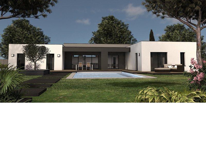 A vendre maison terrain 7 pi ces 190 m sur terrain de for Terrain blanquefort