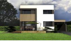 Maison+Terrain de 5 pièces avec 3 chambres à Saint Renan 29290 – 208804 €