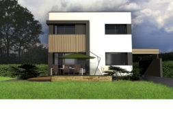 Maison+Terrain de 5 pièces avec 3 chambres à Gouesnou 29850 – 252186 € - PG-20-03-30-11
