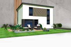 Maison+Terrain de 5 pièces avec 3 chambres à Médis 17600 – 204505 €