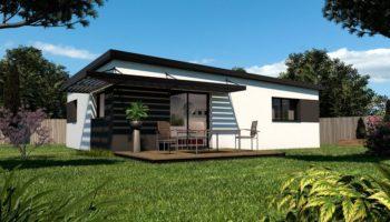 Maison+Terrain de 3 pièces avec 2 chambres à Saintes 17100 – 159318 € - OBE-19-05-10-40