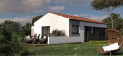 Maison+Terrain de 4 pièces avec 3 chambres à Médis 17600 – 181250 €