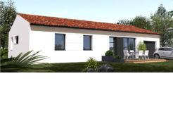 Maison+Terrain de 5 pièces avec 4 chambres à Médis 17600 – 230500 €
