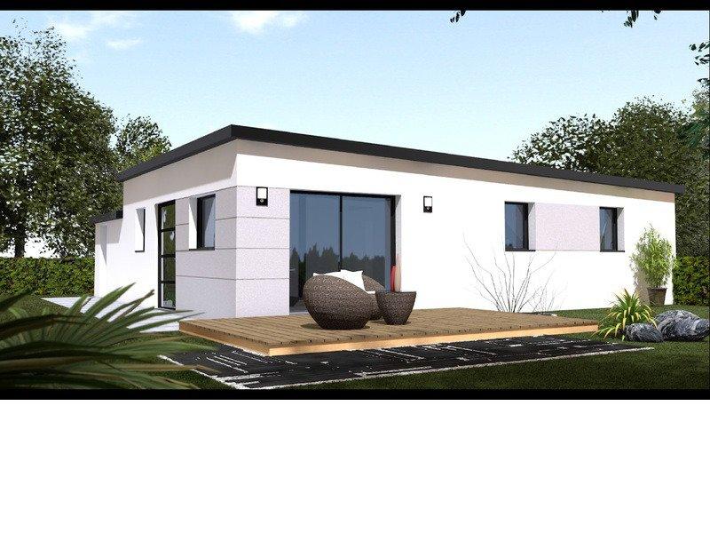 Maison+Terrain de 4 pièces avec 3 chambres à Royan 17200 – 183090 €