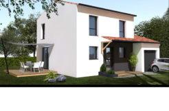 Maison+Terrain de 5 pièces avec 4 chambres à Corme Royal 17600 – 174860 €