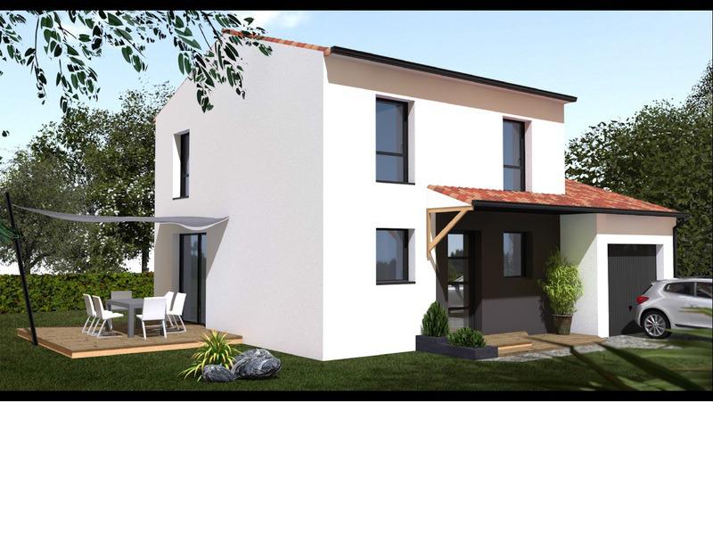 Maison+Terrain de 5 pièces avec 4 chambres à Pisany 17600 – 189000 € - OBE-18-01-16-31