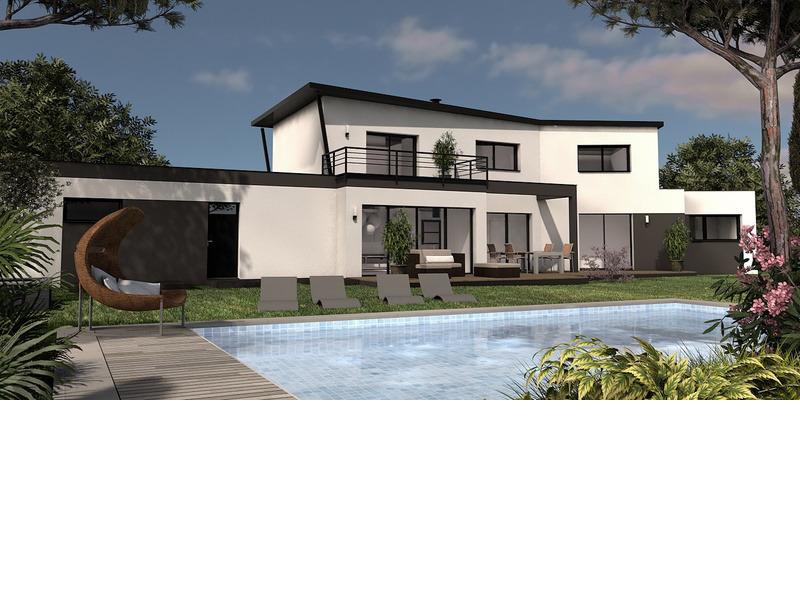 A vendre maison terrain 7 pi ces 2000 m blanquefort for Terrain blanquefort