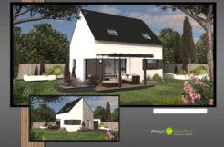 Maison+Terrain de 5 pièces avec 3 chambres à Locmaria Plouzané 29280 – 200381 € - GLB-19-05-21-24