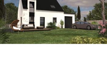 Maison+Terrain de 5 pièces avec 4 chambres à Yffiniac 22120 – 161767 € - CHO-19-06-26-41
