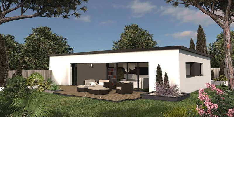 Maison+Terrain de 4 pièces avec 3 chambres à Allineuc 22460 – 147152 €