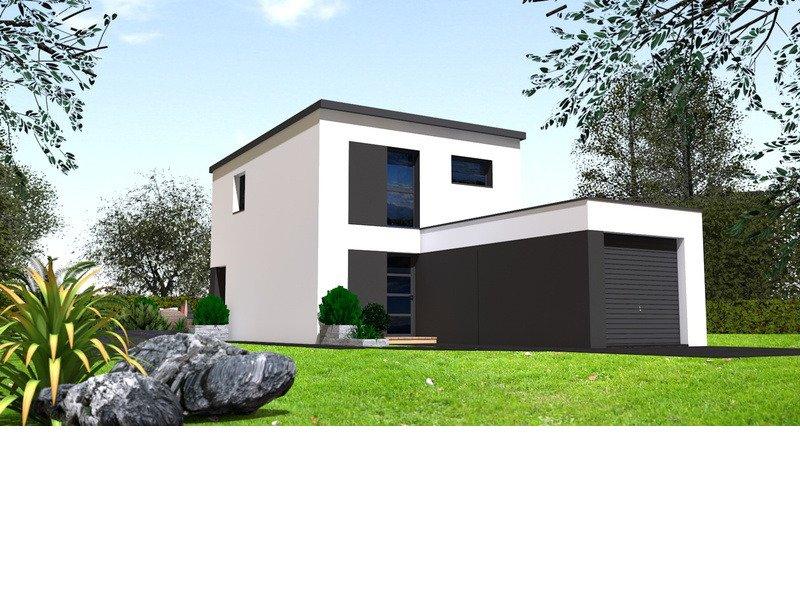 Maison+Terrain de 4 pièces avec 3 chambres à Allineuc 22460 – 139498 €
