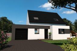 Maison+Terrain de 5 pièces avec 4 chambres à Maël Carhaix 22340 – 145390 € - CHO-19-10-17-23