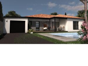 Maison+Terrain de 7 pièces avec 4 chambres à Bonnetan 33370 – 341000 €