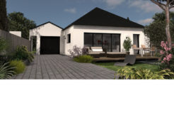 Maison+Terrain de 4 pièces avec 3 chambres à Denguin 64230 – 212500 €