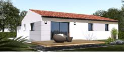 Maison+Terrain de 4 pièces avec 3 chambres à Nieulle sur Seudre 17600 – 156200 € - OBE-18-07-19-35