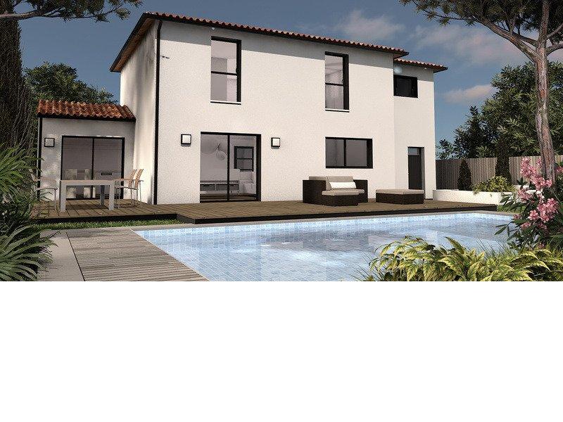 Maison+Terrain de 4 pièces avec 3 chambres à Aureville 31320 – 355000 €