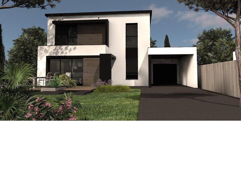 Maison+Terrain de 7 pièces avec 4 chambres à Salleboeuf 33370 – 298000 €