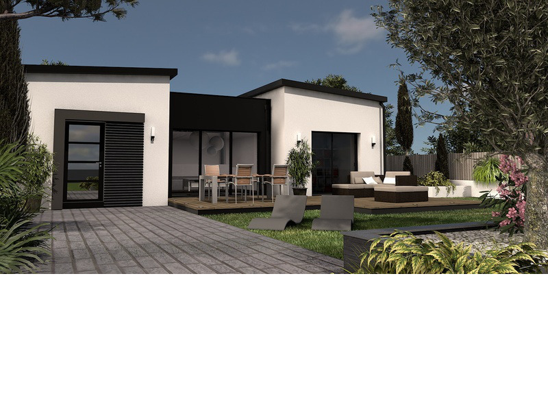 Maison+Terrain de 7 pièces avec 3 chambres à Salleboeuf 33370 – 293000 €